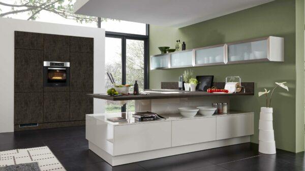 Culineo Küche mit AEG Einbaugeräten